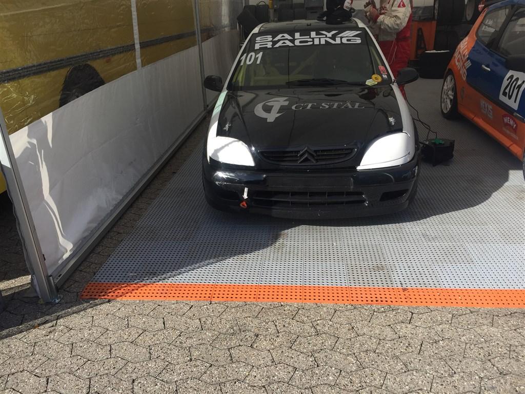 Motorsporten.dk Job & handel UDLEJES Clio, Saxo eller